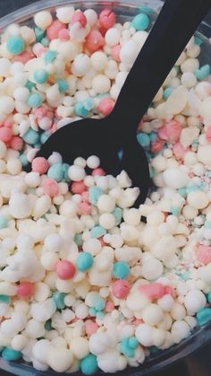 cool, dippin dots, and ice cream image