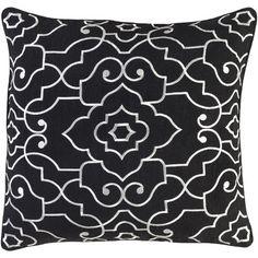 House of Hampton Durbin Linen Pillow Cover