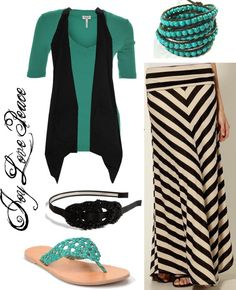"""""""Turquoise Treasure"""" by audge999 ❤ liked on Polyvore"""