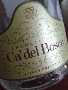 Cà del Bosco Cuvee Prestige #vino #franciacorta