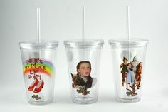Wizard of Oz Acrylic Cup