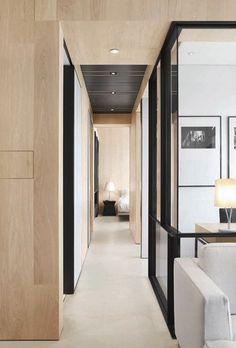 香港BTR设计--简练时尚的公寓