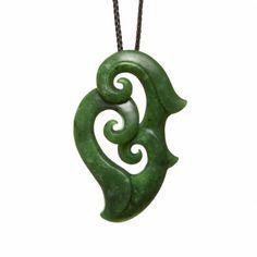 Shop Greenstone Necklaces   Mountain Jade New Zealand