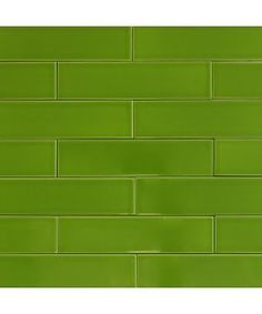 Dill Green Subway Ceramic Tile | Modwalls Designer Tile Clayhaus Tile