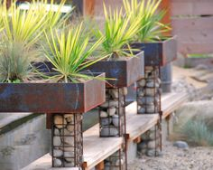Landscape Urban Rustic Design, Pictures, Remodel, Decor and Ideas - page 7 http://www.houzz.com/photos/landscape/Urban-rustic/p/48