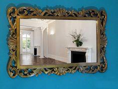 Kézzel készült, faragott tükörkeret, kérésre ilyet is készítünk. Oversized Mirror, Furniture, Home Decor, Decoration Home, Room Decor, Home Furnishings, Home Interior Design, Home Decoration, Interior Design