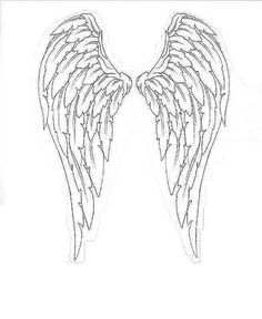 Suggestions that can assist you Increase Your own being familiar with of drawing tip and tricks Angel Wings Tattoo On Back, Angel Wings Drawing, Wing Tattoos On Back, Alas Tattoo, Make Tattoo, Tattoo Drawings, Body Art Tattoos, Tattoo Art, Tribal Butterfly Tattoo