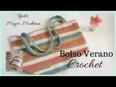 Beach Crochet, Crochet Cap, Crochet Tote, Cotton Cake, Crochet Videos, Mens Caps, Youtube, Tote Bag, Accessories
