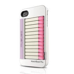 Matchbook iPhone 4/4S Case $29.99