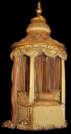Marie Antoinette style bed