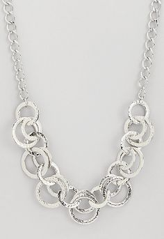 Emily Chain Statement Necklace, 9-0036056843, Emily Chain Statement Necklace  #CJBanksLove