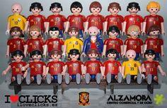 Seleccion española futbol