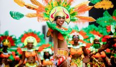 Shake your tail feathers at Carnival Houston