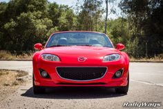 2011 Mazda MX-5 Miata NC - Affordable Sports Cars: Miata vs BRZ Comparison - RallyWays >>>> Click through to our website for the complete story comparing the two cars. #miata #mx5 #brz #mazdamiata #subarubrz
