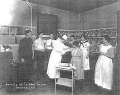 Doctors and Staff of Waverly Hills Sanatorium