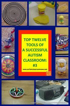 Top Twelve Tools of a Successful Autism Classroom: #3 - Autism Classroom Resources