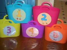 Guided Reading Group Totes
