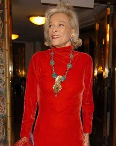 Nan Kempner, 2003