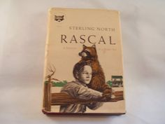 Rascal A Memoir of a Better Era - Sterling North - First Edition - Winner of the Dutton Animal Book Award for 1963 by Shafada on Etsy.com