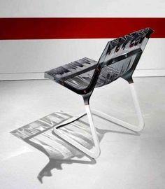 Creazioni di designer italiani famosi - Abarth Chair di Fabio Novembre