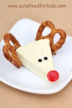 Cheesy Rudolph