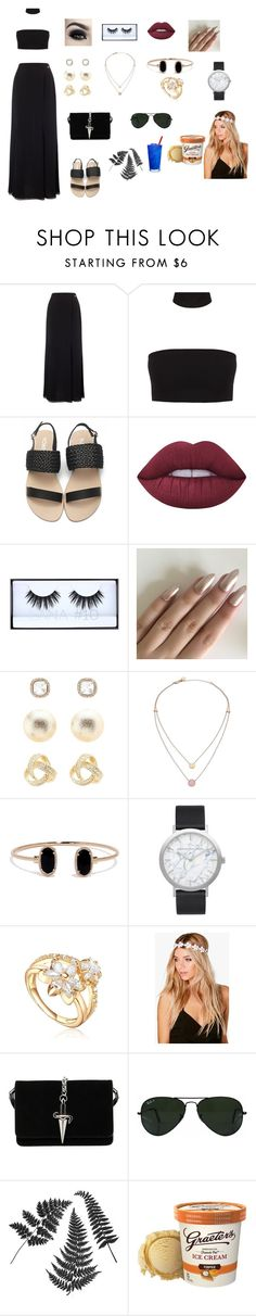 """""""sunny warm day in the park - ( barbecue)"""" by sarah4ever123 ❤ liked on Polyvore featuring Jacques Vert, Lime Crime, Huda Beauty, Charlotte Russe, Michael Kors, LULUS, Elwood, Boohoo, Cesare Paciotti and Ray-Ban"""