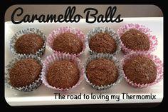Christmas - Caramello Balls
