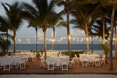 wedding set-up ceremony backdrops destination weddings destination wedding beach wedding all inclusive resorts Cancun Wedding, Beach Wedding Reception, Wedding Set Up, Beach Wedding Decorations, Wedding Resorts, Wedding Ideas, Wedding Sparklers, Wedding Inspiration, Wedding Blog