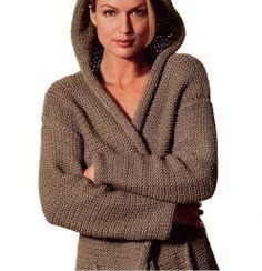 Cardigan | Woolly amazingness | Pinterest | Knit crochet, Crochet ...