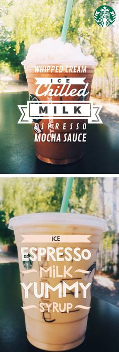 If you're looking for a new way to enjoy your mocha or latte, try it iced.