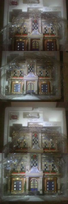 Christmas Collectible Department 56: Department 56 C.I.C. (Lenox China Shop) BUY IT NOW ONLY: $65.0