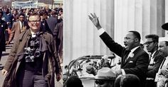 The Library of Congress recently acquired the archives of civil rights photographer Bob Adelman. An anonymous donor gifted the collection, an archive that