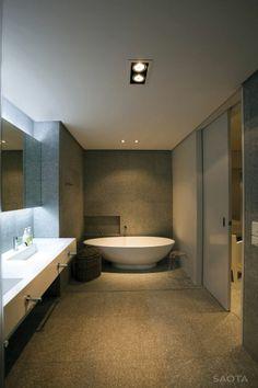 Best Design Elegance Family Home Saota Minimalist Bathroom