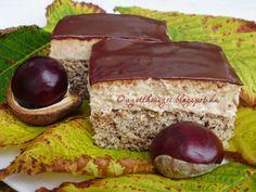Brownie Muffin Recipe, Muffin Recipes, Cake Recipes, Poppy Cake, Hungarian Recipes, Hungarian Food, Creative Cakes, Diy Food, Cake Cookies