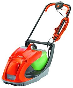 Flymo Glider 330 Electric Hover Collect Lawnmower 1450 W - 33 cm