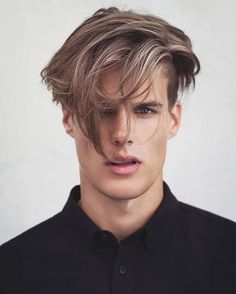 Everything You Need to Know About Hair Color for Men – Hair Style Undercut Hairstyles, Messy Hairstyles, Undercut Styles, Undercut Pompadour, Hairstyle Men, Style Hairstyle, Beard Styles, Summer Hairstyles, Hairstyle Ideas