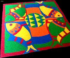 Diwali Rangoli Patterns Stock Photo: Diwali Image, Diwali Worship and Festivals Photo, Diwali Rangoli Patterns Picture