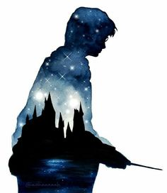 Find images and videos about harry potter and hogwarts on We Heart It - the app to get lost in what you love. Harry Potter Tumblr, Harry Potter Fan Art, Harry Potter Kunst, Images Harry Potter, Harry Potter Painting, Harry Potter Disney, Harry Potter Drawings, Harry Potter Universal, Harry Potter Fandom