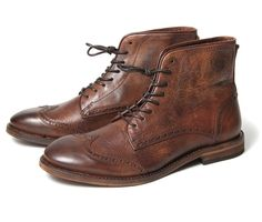 Rawlings Brown | Boots | H by Hudson