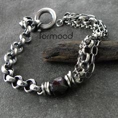 granat  ... bransoletka Biżuteria Bransolety formood