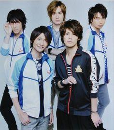free!! hirakawa daisuke, suzuki tatsuhisa, yonaga tsubasa, shimazaki nobunaga, miyano mamoru