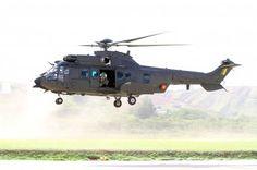 Helibras entrega mais um helicóptero EC725 para as Forças Armadas