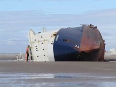 MV RIVERDANCE built in Germany in While on the Heysham to Northern Ireland service she was beached off Blackpool UK in rough weather on 31 January She was broken up in situ. Abandoned Ships, Abandoned Cars, Abandoned Places, Ship Tracker, Ship Breaking, Shipwreck, Tall Ships, Water Crafts, Germany Travel