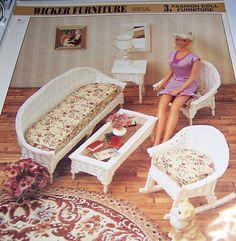 Wicker Furniture - kathybarwick