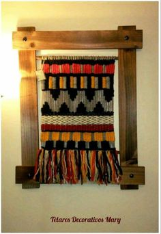 Weaving Projects, Weaving Looms, Knitting Projects