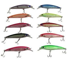 Fishing Uk Jt Amigo 30pcs Fishing Spinners Lures Baits For Trout