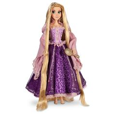 Disney Princesses - Exclusive Limited-Edition Deluxe Tangled Rapunzel Doll