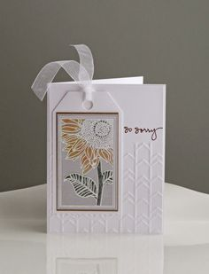 I dont have that stamp...but I'm really pinning for the design of the card. Great design idea!