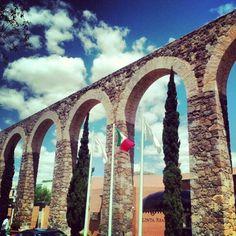 Aqueduct...Zacatecas City, Mexico