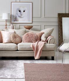 Layered rugs